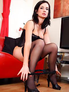amateur nylon porn
